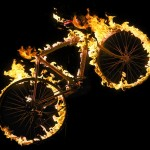 FireSpring Bike by reCyculture-Bicycle Ballet Co